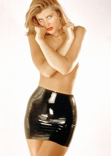 Jupe latex XSlim